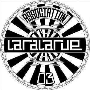 Logo officiel de l'association LaraLarue