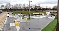 Skatepark Lyon CRRAS skateboard
