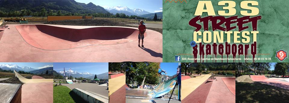 Skatepark-Sallanche
